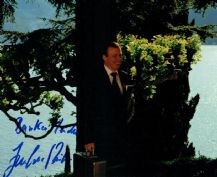 Ludger Pistor Autograph Signed Photo - Casino Royale
